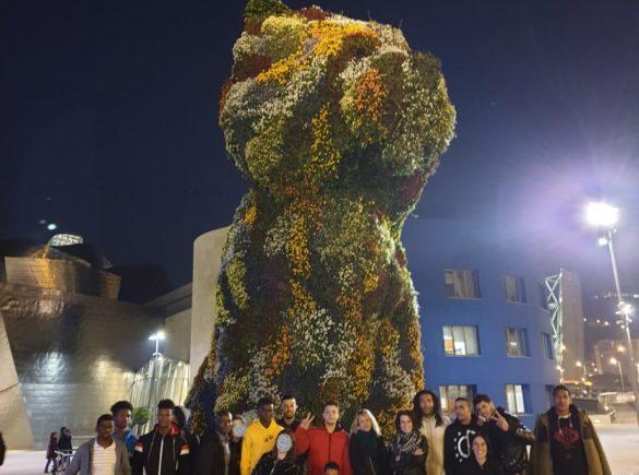 Visita al museo Guggenheim